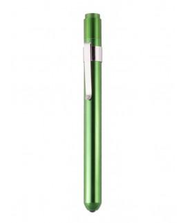 Penleuchte / Pupillenleuchte LED Grün DISABLED