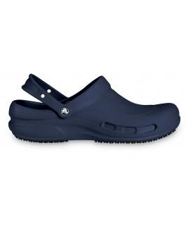 LAST CHANCE: size 36/37 Crocs Bistro Navy
