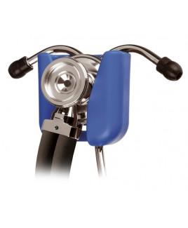 Hip Clip Stethoskop Halter Blau