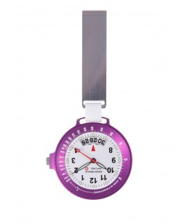Swiss Medical Uhr Care Line Lila
