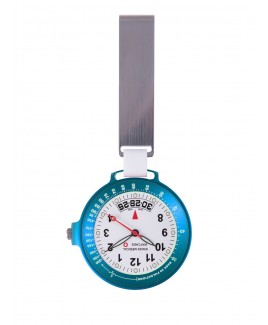 Swiss Medical Uhr Care Line Hellblau