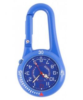 Karabiner Uhr NOC450 Dunkelblau