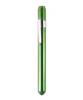 Penleuchte / Pupillenleuchte LED Grün