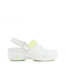 OUTLET size 37 Oxypas Sandy LGN White/Light Green