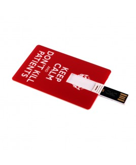 USB Kreditkarte Don't Kill Patients